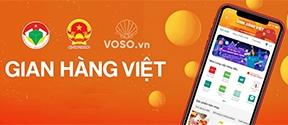 Gian hàng Việt trên Voso.vn