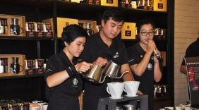 Cà phê Đà Lạt Việt Nam chính thức có bán tại chuỗi Starbucks Việt Nam
