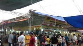 Hơn 80.000 lượt khách tham quan, mua sắm tại Hội chợ xuân Khánh Hòa