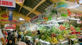 Bến Thành sẽ là chợ an toàn thực phẩm