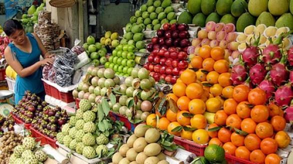 """""""4 nhà"""" xây thương hiệu trái cây Việt"""