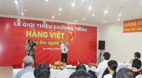Hàng Việt lên ngôi tại Hệ thống siêu thị BigC