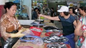 Đà Nẵng mở cửa 50 điểm bán cá biển sạch