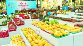 Ngành du lịch TPHCM tôn vinh trái cây Việt