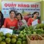 TPHCM triển khai mô hình Điểm bán hàng Việt