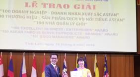 Công ty Cổ phần cơ điện Trần Phú: Top 100 thương hiệu sản phẩm dịch vụ nổi tiếng ASEAN
