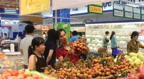 Bắc Giang tổ chức tuần lễ tiêu thụ vải thiều Lục Ngạn tại Hà Nội