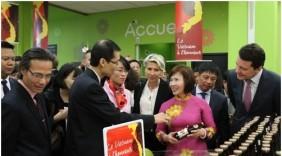 Tăng cường đưa hàng Việt vào các hệ thống phân phối của Pháp