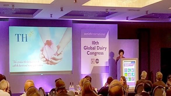 Cuộc chiến toàn cầu của TH True Milk