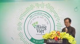 Ra mắt trang thương mại điện tử Mua Hàng Việt bán nông sản sạch