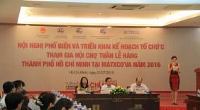 Triển vọng mới cho hàng Việt tại Nga