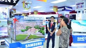 Tháng Vàng khuyến mãi, ưu đãi vàng cho khách hàng Nguyễn Kim