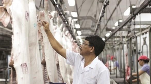 Cuộc đua tứ mã của ngành hàng thịt Việt