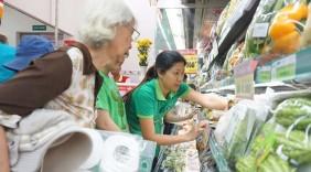 Khai trương cửa hàng Co.op Food thứ 100