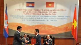 Hàng Việt Nam được ưu đãi đặc biệt ở Campuchia