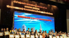 TP HCM: Tôn vinh 100 doanh nghiệp và 100 doanh nhân tiêu biểu