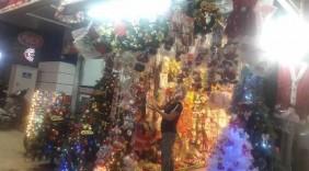 Thị trường hàng hóa mùa Giáng sinh tại TP.HCM: hàng Việt chiếm ưu thế