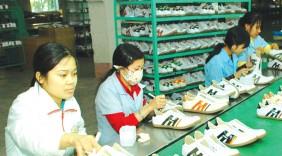 Xuất khẩu giày dép liên tục tăng trưởng cao