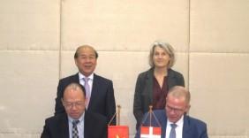 Đẩy mạnh hợp tác Việt Nam - Đan Mạch lĩnh vực hàng hải