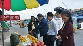 Nông dân Việt Nam mong xuất khẩu thịt lợn sang xứ kim chi