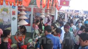 Việt Nam cùng 93 quốc gia tham dự Hội chợ văn hóa bạn bè tại Mexico