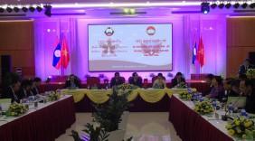"""Vận động các doanh nghiệp tổ chức """"Phiên chợ đoàn kết"""" ở khu vực biên giới Việt Nam - Lào"""