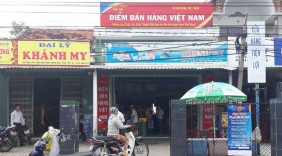 Phú Yên: Khai trương điểm bán hàng