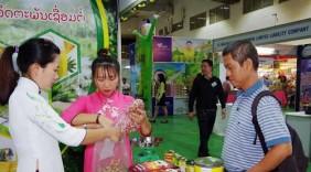 Binh đoàn 16 đẩy mạnh quảng bá, mở rộng thị trường tại nước bạn Lào