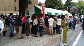 Tưng bừng lễ hội hàng Việt Nam tại Nhật