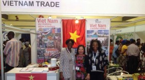 Việt Nam lần thứ 2 tham gia Hội chợ thương mại quốc tế Swaziland 2017