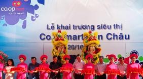 Saigon Co.op khai trương siêu thị thứ 89