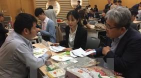 Hàng hóa Việt Nam tăng cường xâm nhập thị trường Hàn Quốc