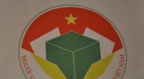 """Giới thiệu logo chính thức Cuộc vận động """"Người Việt Nam ưu tiên dùng hàng Việt Nam"""""""