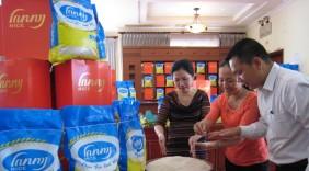 Kim Sáng – Thương hiệu gạo sạch, đạt chuẩn xuất khẩu Châu Âu