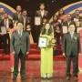 Tân Á Đại Thành nhận giải thưởng nhãn hiệu hàng đầu Việt Nam 2017