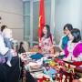Đại sứ quán Việt Nam tại Mỹ quảng bá văn hóa tại Trung tâm thương mại quốc tế