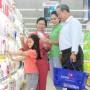 Khi hàng Việt trở thành niềm tự hào của siêu thị Việt
