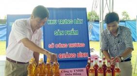 Dầu lạc Nông Việt: từ miền núi về miền xuôi