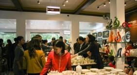 Ra mắt chuỗi cửa hàng chuyên bán đồ gốm sứ Bát Tràng