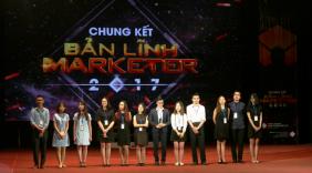 Bản lĩnh Marketer 2018 - cơ hội cho doanh nghiệp quảng bá sản phẩm