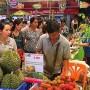 Hội chợ Hàng Việt Nam chất lượng cao TPHCM 2018 hút khách ngày cuối tuần