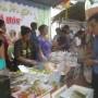 Hơn 200 gian hàng tham dự lễ hội bánh dân gian Nam bộ 2018
