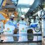 Đạm Cà Mau chính thức cán mốc sản lượng 5 triệu tấn urê