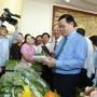 Tích cực hỗ trợ Bắc Giang tiêu thụ nông sản