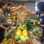 300 gian hàng tham gia hội chợ nông sản an toàn vùng Đồng bằng sông Hồng