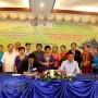 Khai mạc Hội chợ Thương mại Việt - Lào 2018 tại thủ đô Vientinane