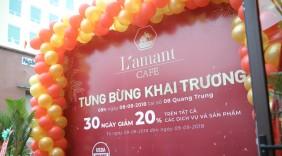 Khai trương Cửa hàng Cà phê Organic đầu tiên tại Việt Nam - L'amant Café