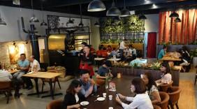 Thêm một chuỗi cà phê Việt Nam ra đời: King Coffee