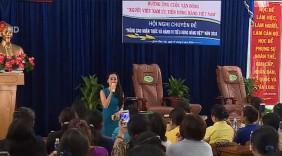 Gắn kết sử dụng hàng Việt Nam chất lượng cao với tạo cơ hội việc làm cho phụ nữ