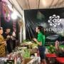Mặt hàng nông sản gây ấn tượng tại Hội chợ hàng Việt thành phố Hà Nội
